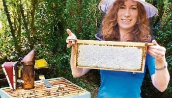 Tipperary beekeeper Aoife MacGiolla Cuda  hopes to create a buzz at craft fair
