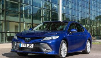 The Camry - an old Toyota friend returns bigger and better than ever