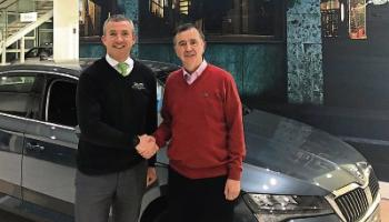 Clonmel man Paddy Kenrick 'simply older but still clever' as he takes up new role with motor dealers