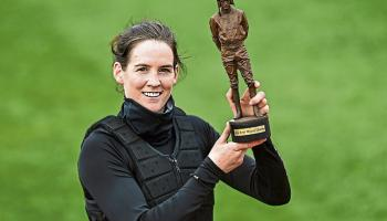 Tipperary's Rachael Blackmore returns to racing at the weekend