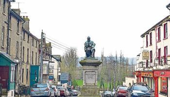 Alarming volume of traffic going through Tipperary Town