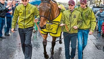 Emotional Grand National win for 'Mouse' Morris