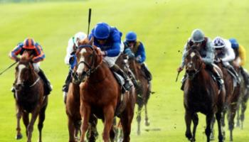 THE PUNTER'S EYE: Irish horses primed for glory on Britain's Guineas weekend