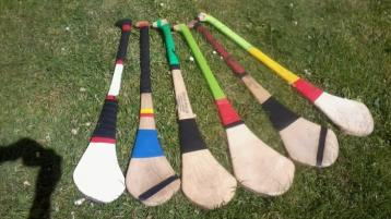 Surviving the drop was very important for Tipp intermediate camogie team