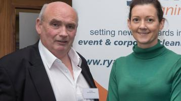 National and regional award wins for Tipperary based events cleaning company