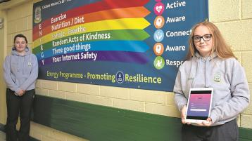 Coláiste Mhuire Co-Ed students excel in Business Enterprise competition