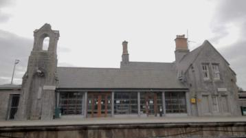 Templemore Station lift replacement works begin today