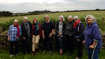 South Tipp Arts Centre host exhibition and symposium from 'Na Cailleacha'