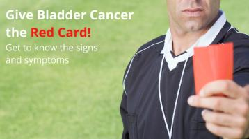 Hurling Manager Davy Fitzgerald Encourages Men to Give Bladder Cancer the Red Card