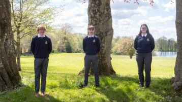 Good news for Rockwell College in the Young Economist of the Year competition