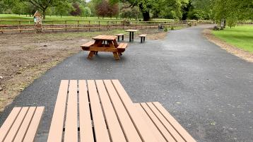Great work continues apace as Cahir get ready for Tidy Town competition