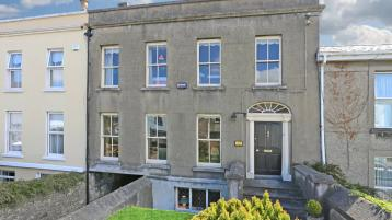 Attractive and deceptively spacious period home in the heart of Tipperary Town