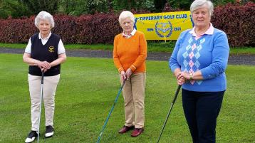 The Ladies Senior golfers at Tipperary would love you to join them