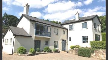 Impressive architect-designed split-level spacious residence at Marlfield, Clonmel