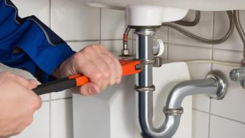Full-time position available with local plumbing and drain cleaning company