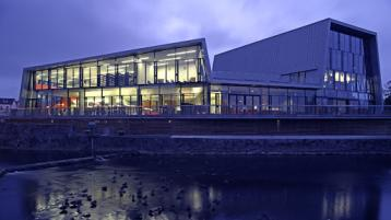 Observational storytelling with Sarah Bowie at The Source Arts Centre, Thurles