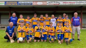 Rare County Tipperary hurling final success for Fr Sheehy's makes it all the sweeter