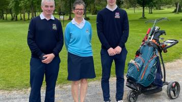 Tipperary golfers are getting out to enjoy the sunshine