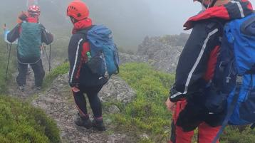Two hikers rescued from Coumshingaun area of the Comeragh Mountains