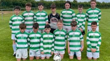 Clerihan U13's unluck to end up on losing side in exciting game