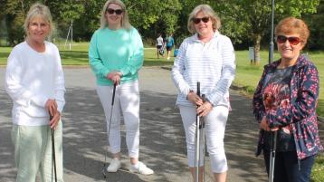 """Clonmel Club captain captures Summer Medal while the Ladies are """"Getting into Golf"""" once again"""