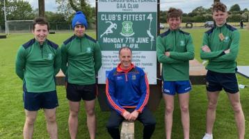 Clubs Fittest 4 proved a huge success in Holycross Ballycahill