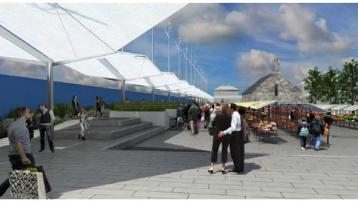 Plaza development for former Kickham Barracks site in Clonmel to proceed