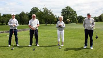 Magnificent 68 points wins Cahir Golf Club classic for the Magee gang