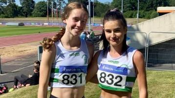Masterclass of a tactical front running sees Clonmel athlete crowned National Junior 1,500m champion