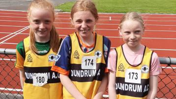 Great day at Tipperary Juvenile Track and Field Championships