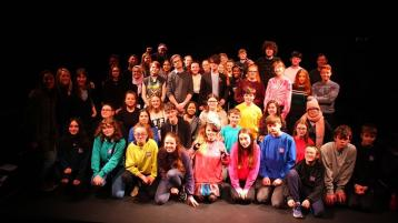 Weekly workshops with Nenagh Youth Theatre