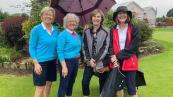 Golf update from Slievenamon GC, Tipperary - Furlong wins by the proverbial mile