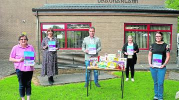 Launch of sensory toys for Tipperary libraries