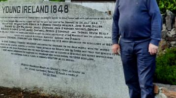 Famine in Tipperary remembered - Annual Walk on Saturday, July 31