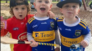 Virtual walk for Tipperary GAA Club even attracted support from Australia