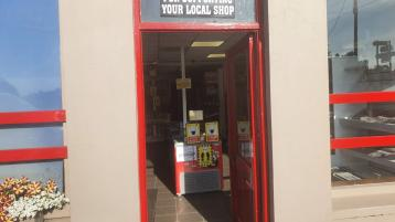 Great new today for one busy Tipperary village - the local shop has reopened again