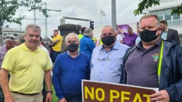 Tipperary horticulturists join IFA campaign to overturn peat harvesting ban