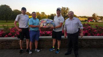 Valerie showed the Horgans how in sun-blessed Tipperary golf classic
