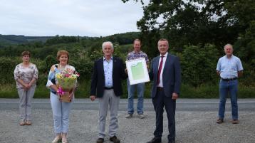 Tipperary farmer receives honorary life membership of IFA