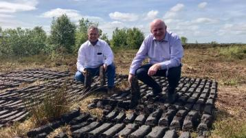 Tipperary TD 'horrified' over Department's attitude to peat harvesting crisis