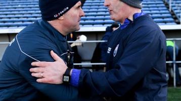 Liam Sheedy and Liam Cahill will meet again on Saturday