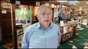 WATCH: Moroneys Footwear Clonmel expecting a busy Summer 2021 after lockdown restrictions