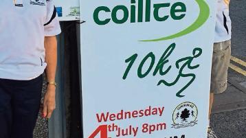 Athletics: Records broken at Coillte 10k road race