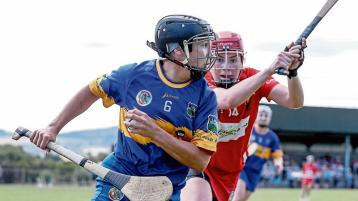 Two late goals seals Tipperary camogie girls place at the top of the table