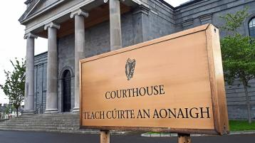 Tipperary man not wearing shirt or shoes while attempting to hit nightclub security staff