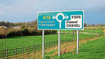 Have your concerns about the Tipperary routes of the proposed bypass - time to speak up now!
