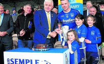 Draw for the Tipperary senior club hurling championship scheduled to take place on January 23rd
