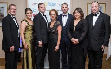 Photo Gallery: Tipperary businesses celebrated at awards night