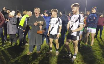 Kilruane collect Tipperary county minor B football title