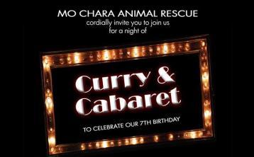 Mo Chara's Curry & Cabaret birthday bash!